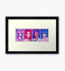 Truly Outrageous Framed Print