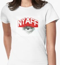 Eye of Mr. V Women's Fitted T-Shirt