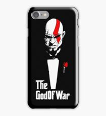 The God Of War iPhone Case/Skin