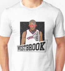 russell westbrook the terminator T-Shirt