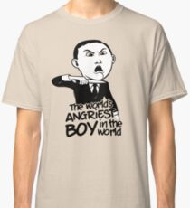 Angriest Boy in the World Classic T-Shirt