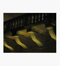 balcony Photographic Print