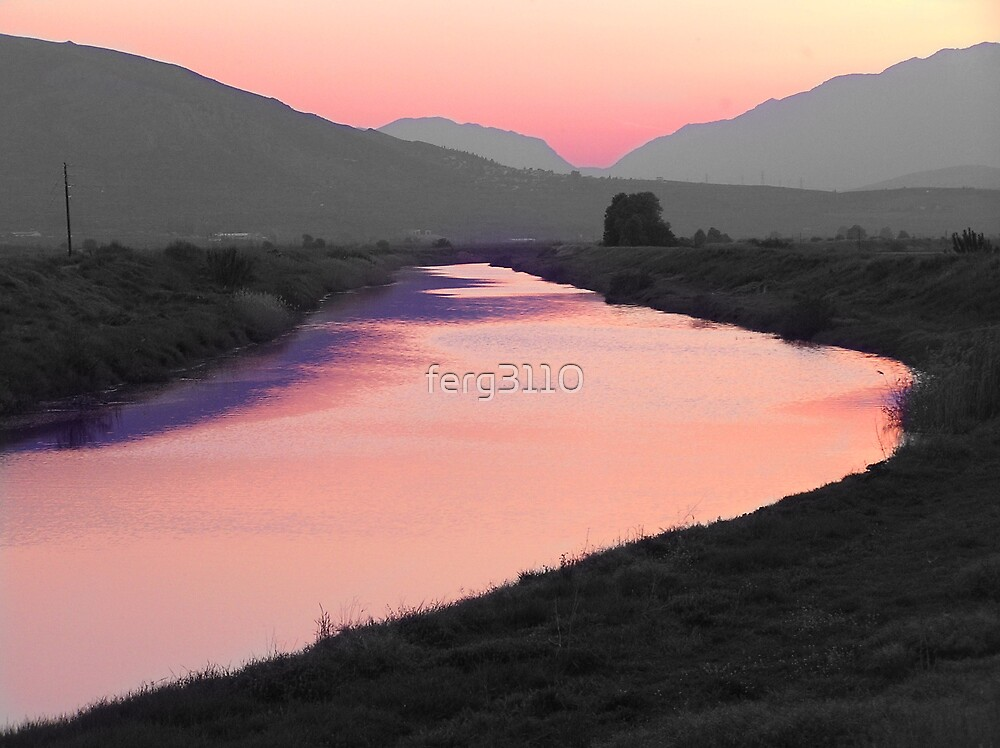 pink river by ferg3110