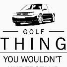 It's a Golf Thing by Eli Avellanoza