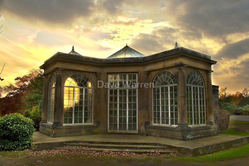 The Orangery by Dave Warren