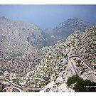 Mallorca - La Cravate by Gilberte