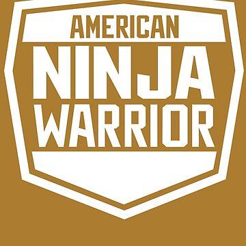 American Ninja Warrior - White by dtkindling