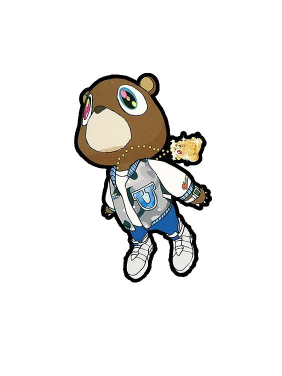 Yeezy Bear Tumblr