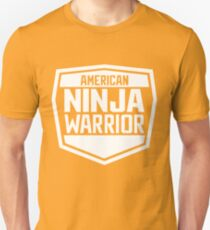 American Ninja Warrior - White T-Shirt