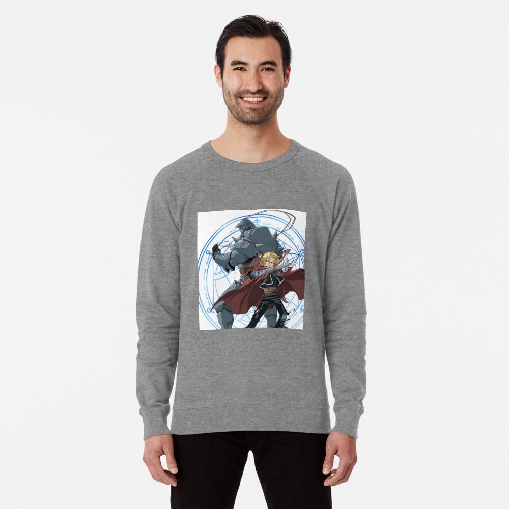 Fullmetal Alchemistenbruderschaft Leichter Pullover