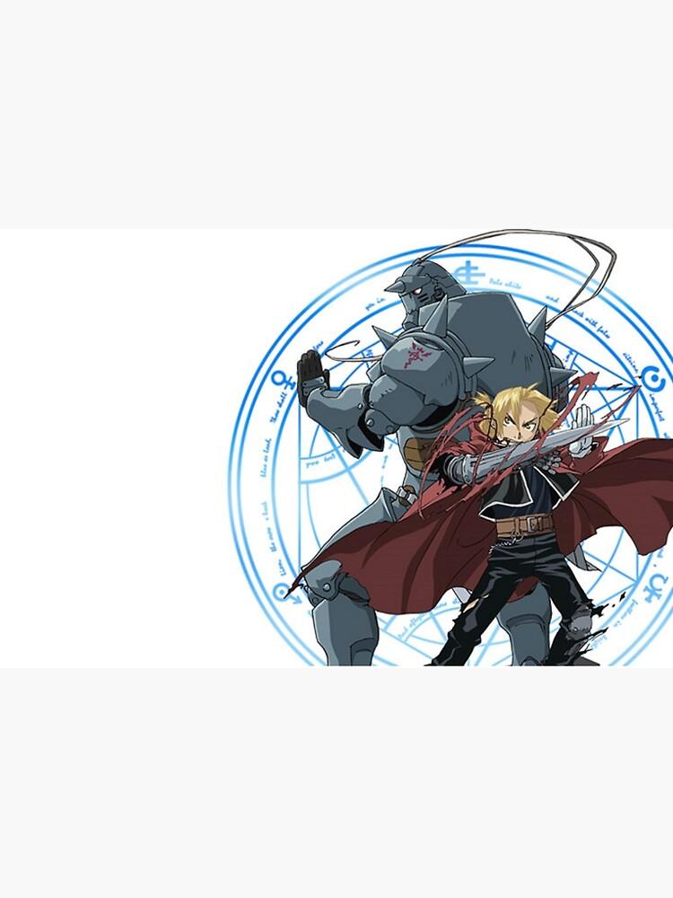 Fullmetal Alchemistenbruderschaft von TheDino
