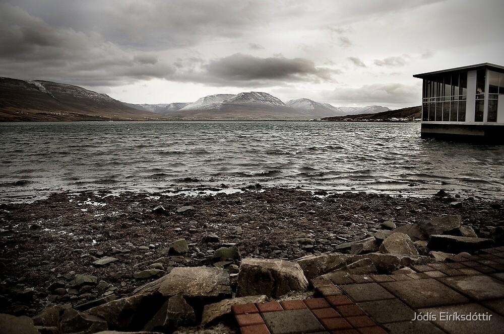 A Storm Approaches by Jódís Eiríksdóttir
