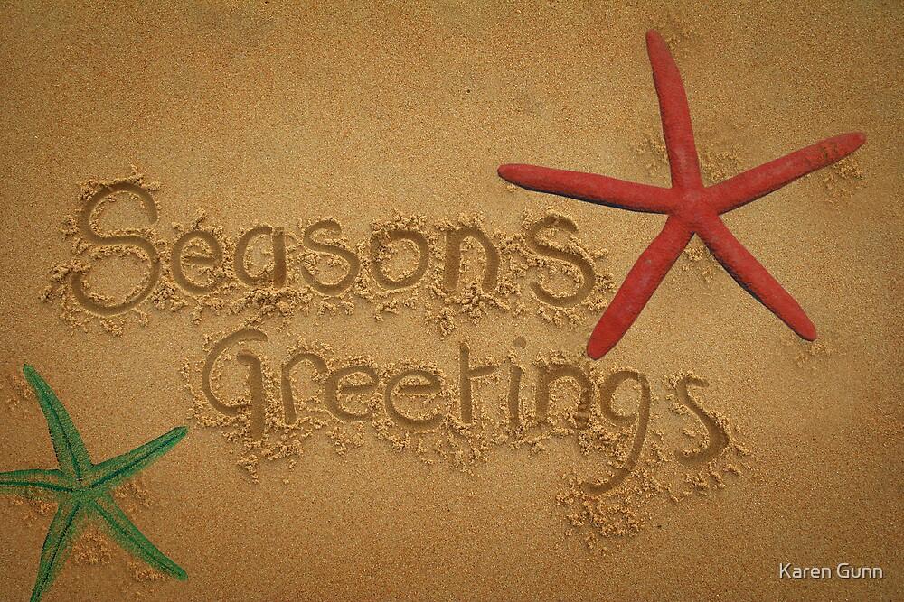 Seasons Greetings by Karen Gunn