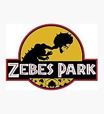 Zebes Park Photographic Print