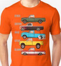 69-72 Chevy C-10 purpose Unisex T-Shirt