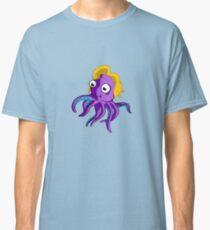 Cute Blond Octopus Classic T-Shirt