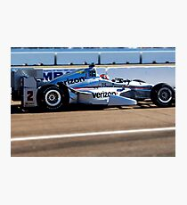 Indycar St Pete 11 Photographic Print