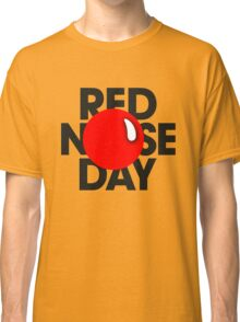 red nose day ! Classic T-Shirt