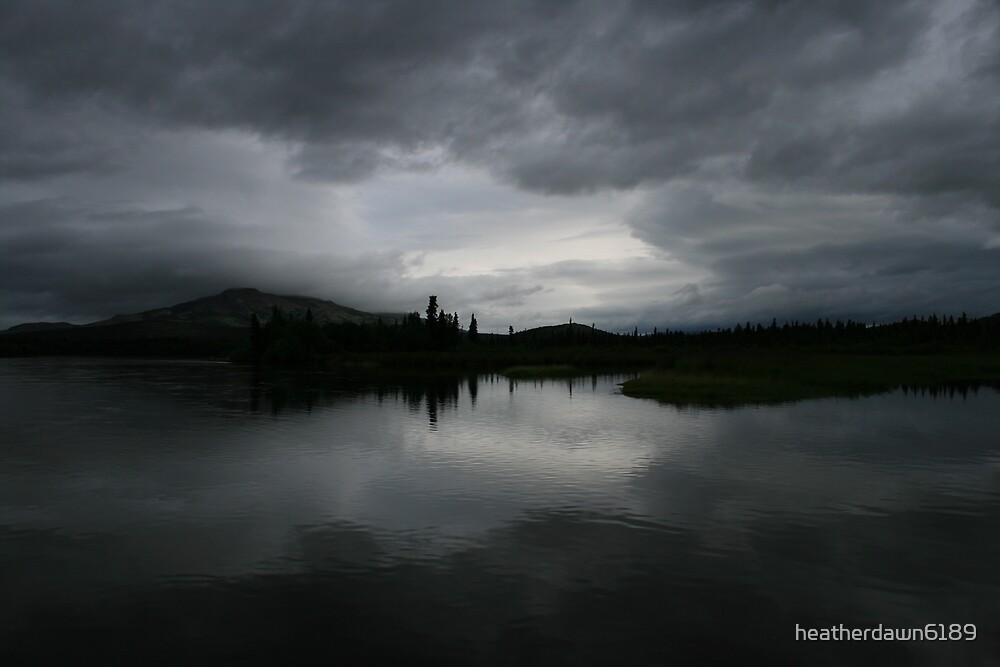 Stormy Morning by heatherdawn6189