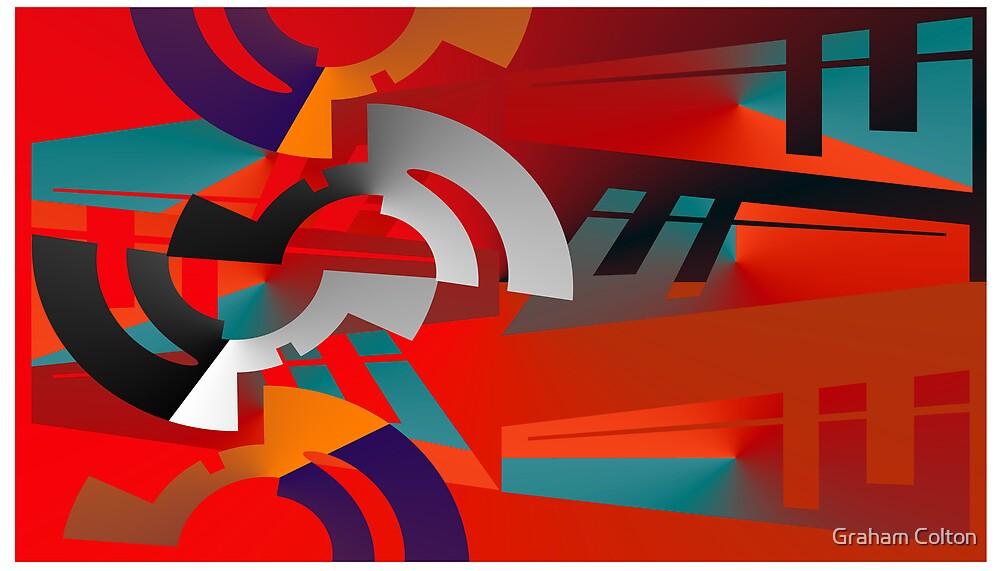 Cognitive 3 by Graham Colton