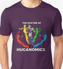 The Doctor of Huganomics Unisex T-Shirt