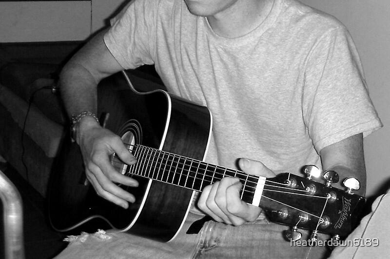 Guitar by heatherdawn6189