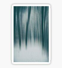 Winter Forest 3 Sticker