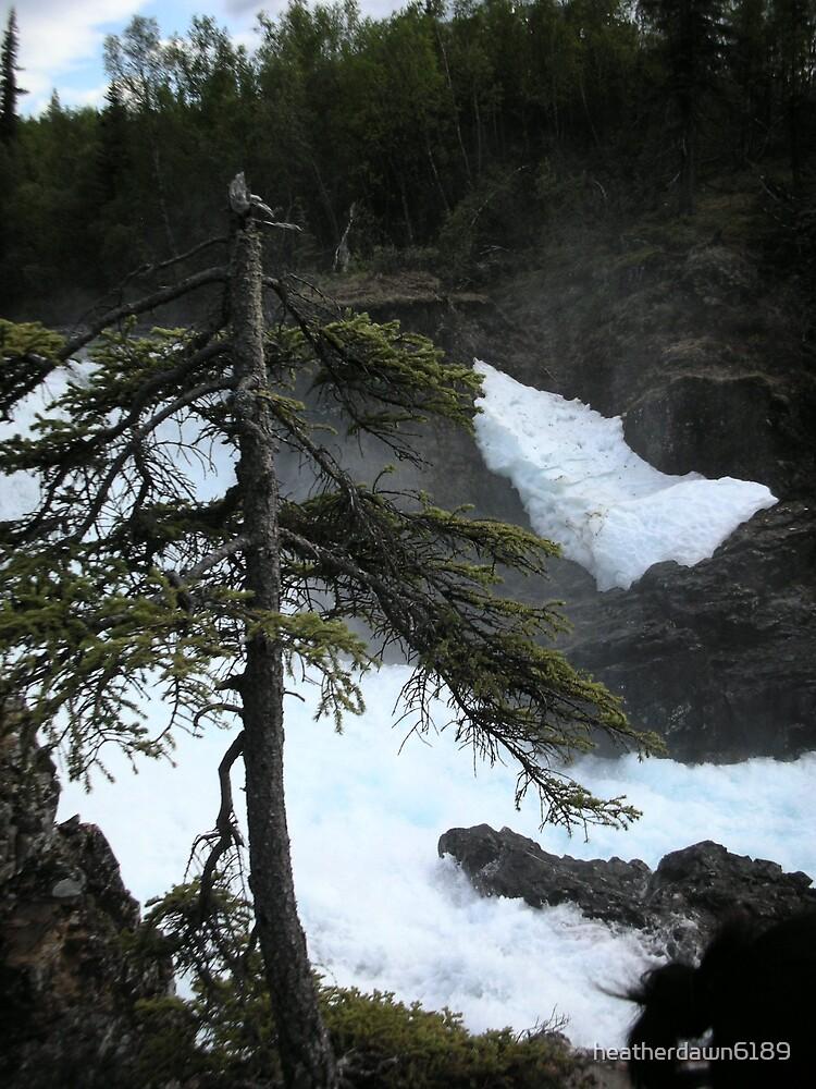 Waterfall by heatherdawn6189