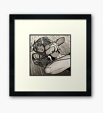 Chun li Framed Print