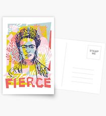 Fierce like Frida Postcards