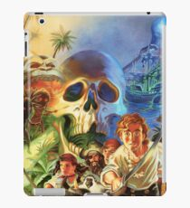 The Secret of Monkey Island 1 (High Contrast) iPad Case/Skin