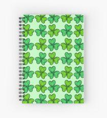 Clovers Spiral Notebook