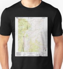 USGS TOPO Map Colorado CO Teal Lake 234686 2000 24000 T-Shirt