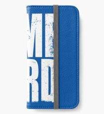 Time Lord iPhone Wallet/Case/Skin