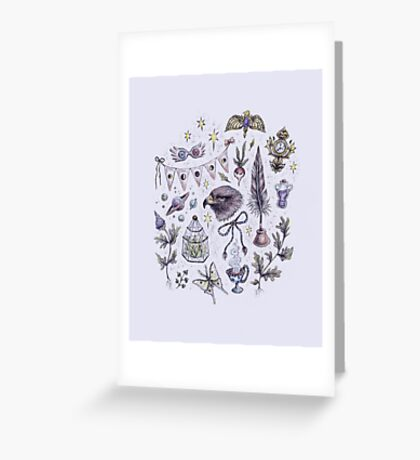 Originality and Wit Greeting Card