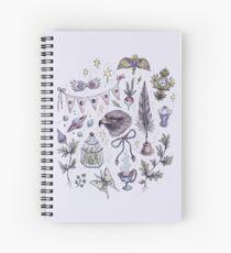 Cuaderno de espiral Originalidad e ingenio