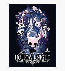Hollow Knight Full Design Photographic Print