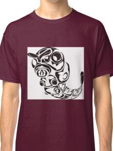 Caterpie Black Classic T-Shirt