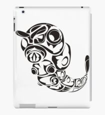 Caterpie Black iPad Case/Skin