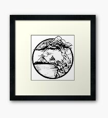 Meditation Zen Framed Print
