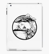 Meditation Zen iPad Case/Skin