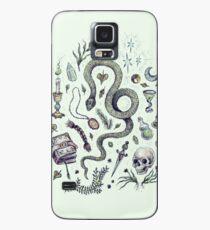 Those Cunning Folk Case/Skin for Samsung Galaxy