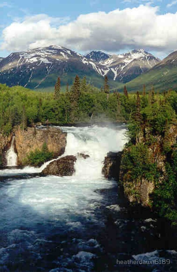 Tanalian Falls by heatherdawn6189