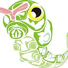 Caterpie by Gerald89