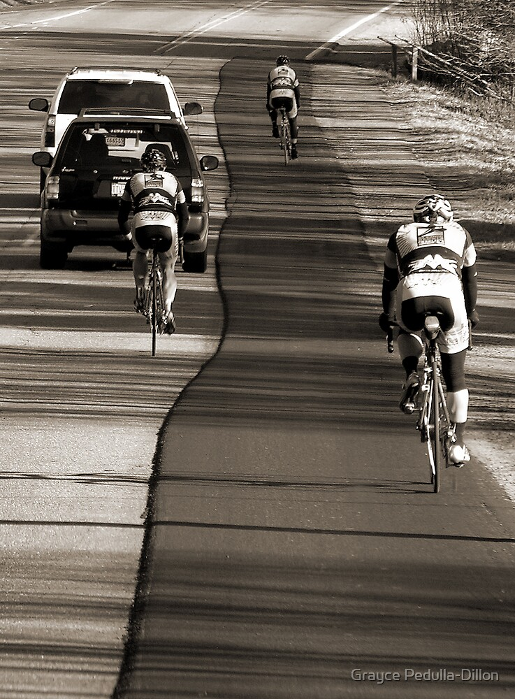 The Race by Grayce Pedulla-Dillon