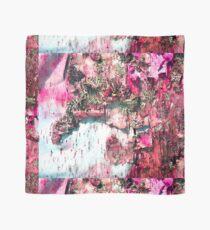 Pink Birch Bark Scarf