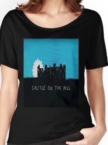 Castle on the Hill - Ed Sheeran Women's Relaxed Fit T-Shirt