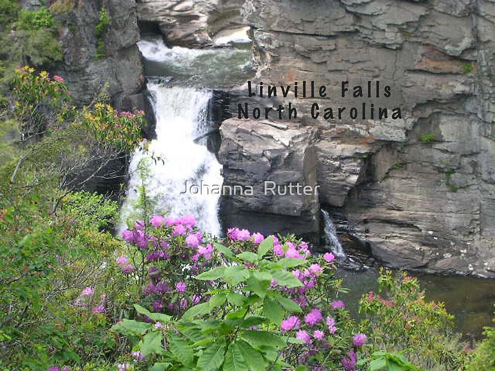 Linville Falls, NC 2 by Johanna  Rutter
