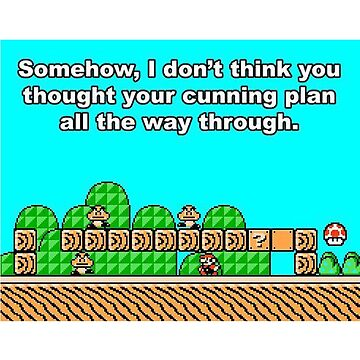 Mario by Gerald89