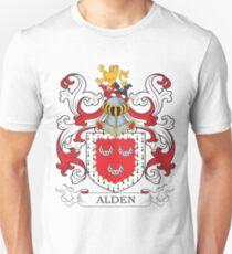 Alden Coat of Arms Unisex T-Shirt